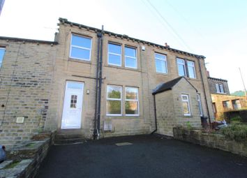 Thumbnail 1 bed terraced house for sale in Swallow Lane, Golcar, Huddersfield