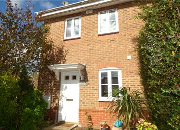 Thumbnail 3 bed end terrace house to rent in Fox Court, Aldershot, Hampshire