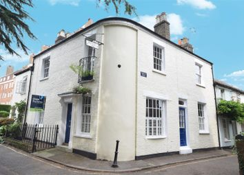 Thumbnail 3 bed end terrace house for sale in Sion Road, Twickenham