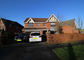 Thumbnail 5 bed detached house for sale in Kingsley Road, Cottam, Preston