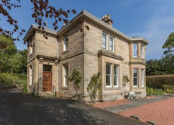 Thumbnail 4 bed detached house for sale in Wilderbank House, Kirkbrae, Galashiels