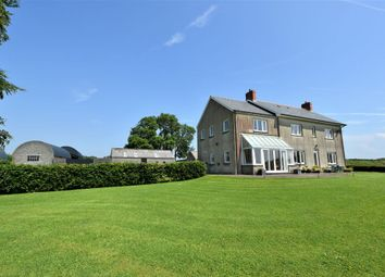 Thumbnail 5 bed country house for sale in St Clears, Carmarthenshire