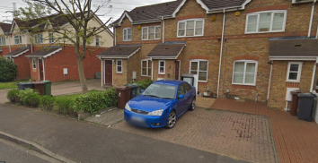 Thumbnail 3 bed property to rent in Blessing Way, Dagenham, Barking