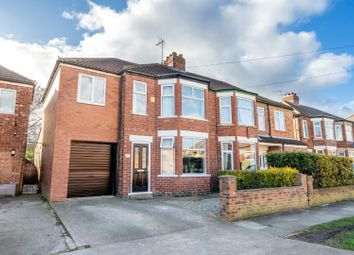 3 bed semi-detached house for sale in Ambleside Avenue, Tang Hall Lane, York YO10