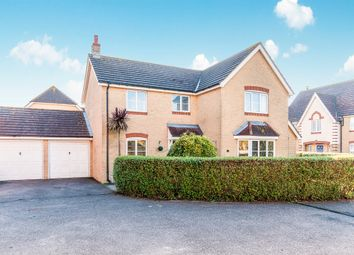 Thumbnail 5 bedroom detached house for sale in Willow Farm Way, Broomfield, Herne Bay