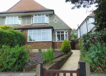 Thumbnail 3 bedroom semi-detached house for sale in Addington Road, South Croydon, Surrey