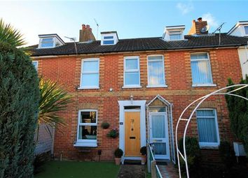 Thumbnail 2 bedroom terraced house for sale in Mansfield Close, Parkstone, Poole