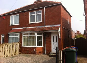 Thumbnail 2 bed semi-detached house for sale in South Place, Wombwell