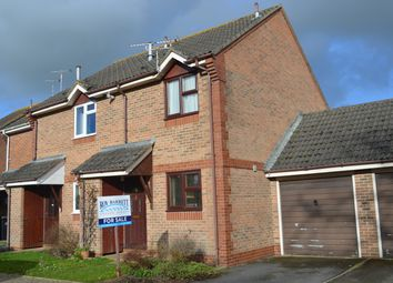 Thumbnail 2 bed end terrace house for sale in Selwood Close, Sturminster Newton