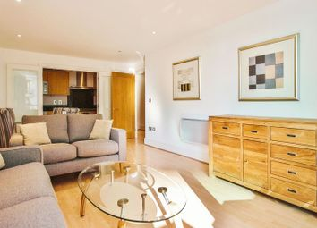 Thumbnail 2 bed flat to rent in Flagstaff House, St George Wharf, Vauxhall