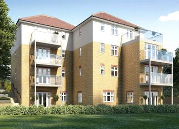 Thumbnail 3 bed flat for sale in Magenta Lodge, Roe Green, London
