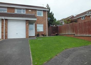 Thumbnail 3 bed semi-detached house for sale in Elliot Place, Trowbridge, Wiltshire