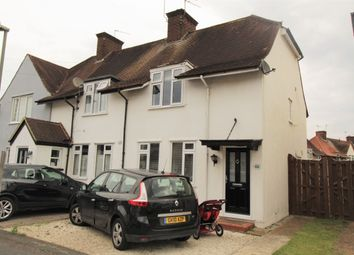 3 bed end terrace house to rent in Caillard Road, Byfleet, Surrey KT14