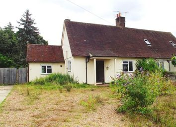 Thumbnail 2 bed semi-detached house for sale in Milford, Godalming, Surrey