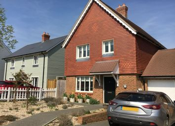 Thumbnail 3 bed detached house for sale in Springfield Drive, Rye
