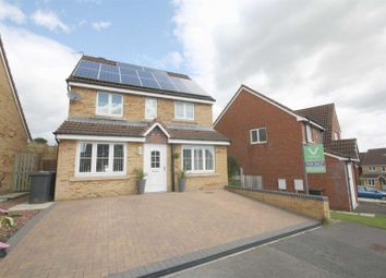 Thumbnail 4 bed detached house for sale in Rosecroft, Newfield, Chester Le Street