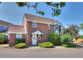 Thumbnail 3 bed detached house for sale in Ambleside, Norwich