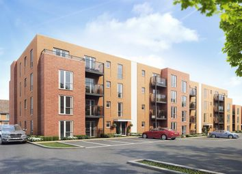"Thumbnail 1 bed flat for sale in ""Lilly Court"" at Chapel Hill, Basingstoke"