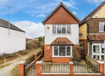 Thumbnail 3 bed detached house for sale in Stocton Road, Guildford