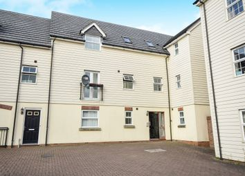 Thumbnail 2 bed flat for sale in Mazurek Way, Swindon