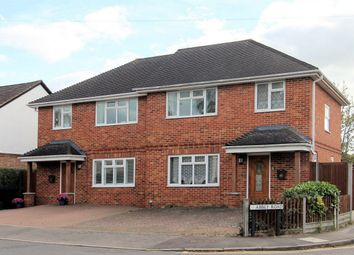 Thumbnail 3 bed semi-detached house for sale in Horsell, Woking, Surrey