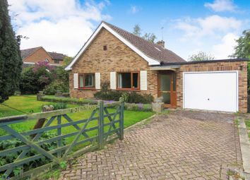 Thumbnail 3 bed detached bungalow to rent in High Street, Little Eversden, Cambridge