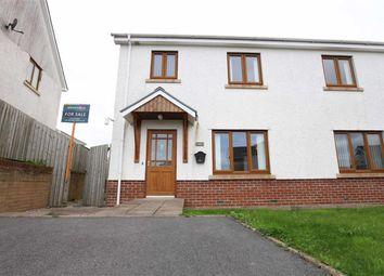 Thumbnail 4 bed semi-detached house for sale in Caer Wylan, Llanbadarn Fawr, Aberystwyth