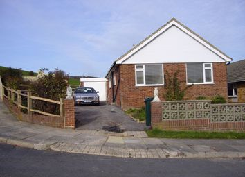 Thumbnail 3 bed bungalow to rent in Tumulus Road, Saltdean
