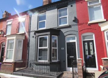 Thumbnail 6 bed terraced house for sale in Tabley Road, Liverpool