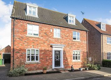 Thumbnail 5 bed detached house for sale in Peasey Gardens, Grange Farm, Kesgrave, Ipswich