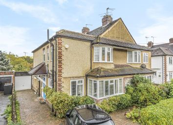 Thumbnail 4 bed semi-detached house for sale in Totteridge, London