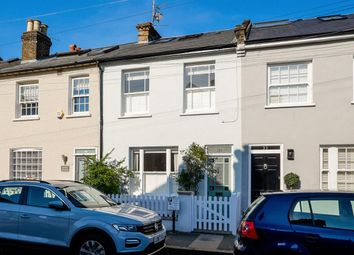 Thumbnail 3 bed terraced house for sale in Cross Street, London
