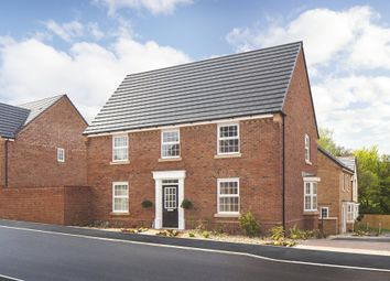 "Thumbnail 4 bed detached house for sale in ""Cornell"" at Rush Lane, Market Drayton"