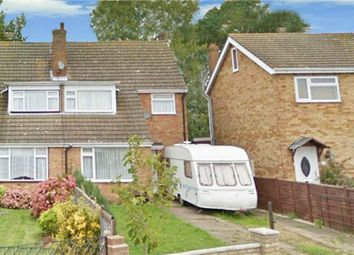 Thumbnail 2 bed semi-detached house for sale in Seymour Road, Jaywick, Clacton-On-Sea, Essex
