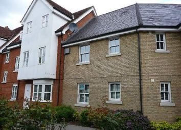 Thumbnail 1 bed flat to rent in Yorkes Mews, Priory Street, Ware
