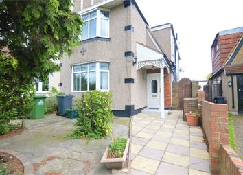 Thumbnail 4 bed semi-detached house to rent in Great Cambridge Road, Cheshunt, Hertfordshire