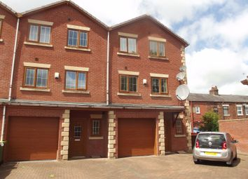 Thumbnail 4 bedroom town house to rent in Greenfield Gardens, Fulwood, Preston