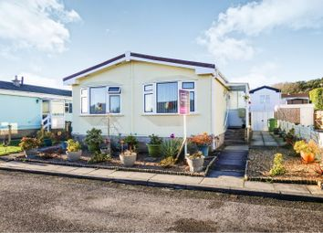 Thumbnail 2 bedroom mobile/park home for sale in Andrew Crescent, Hill Tree Park, Huddersfield