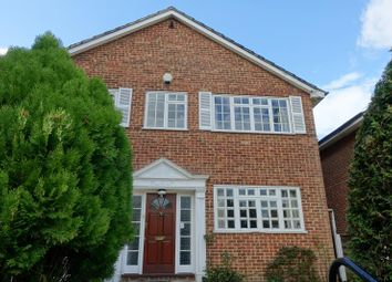Thumbnail 4 bed detached house to rent in Riddlesdown Road, Purley
