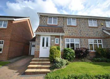 Thumbnail 3 bed semi-detached house to rent in Coppice Gate, Barnstaple