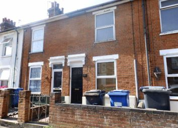 Thumbnail 3 bed terraced house to rent in Rosebery Road, Ipswich, Suffolk
