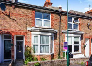 Thumbnail 3 bedroom terraced house for sale in Southover Road, Bognor Regis