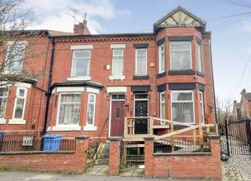 Oakfield Grove, Manchester M18. 3 bed end terrace house for sale