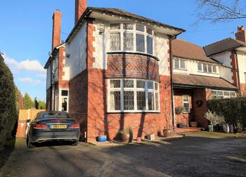 Thumbnail 3 bed semi-detached house for sale in 167 Moss Lane, Bramhall, Stockport