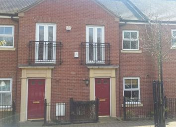 Thumbnail 2 bed terraced house to rent in Hutton Row, South Shields