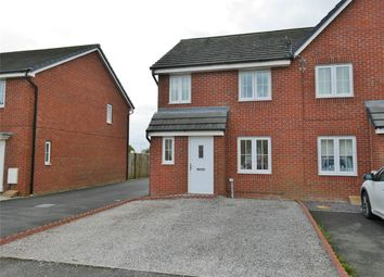 Thumbnail 3 bed semi-detached house for sale in 14 Weavers Avenue, Frizington, Cumbria