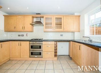 Thumbnail 3 bed property to rent in Reed Court, Ingress Park, Greenhithe