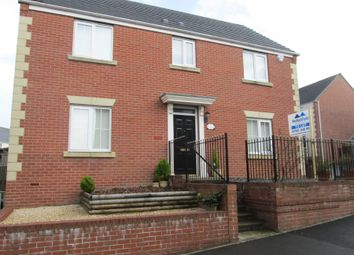 Thumbnail 4 bed detached house to rent in Clos Y Fendrod, Llansamlet, Swansea