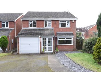 Thumbnail 4 bed detached house for sale in Wyvern Close, Sutton Coldfield