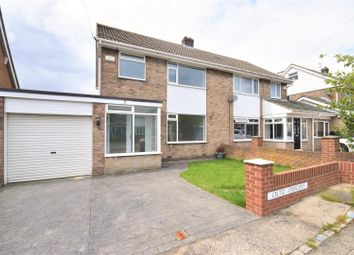 Thumbnail 3 bed semi-detached house for sale in Celtic Crescent, Cleadon, Sunderland